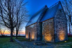 Old Sola church