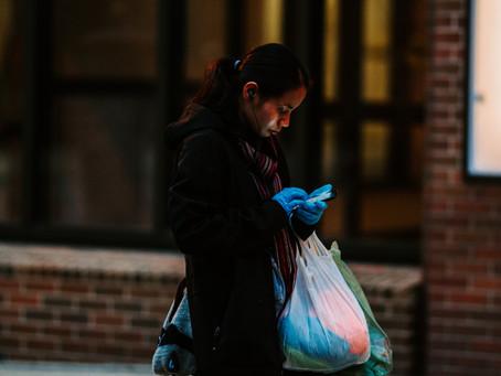 Comenzó a regir ley que prohíbe totalmente bolsas plásticas en el comercio