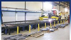 Table de coupe au plasma ESAB CNC HD