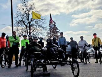 2021 Beginnings...Springdale Bike Club
