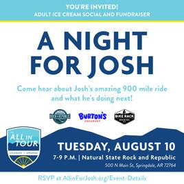 A Night For Josh