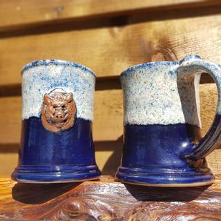 ASHBOAR Halfpint Tankard Blue