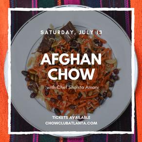 Afghan Chow
