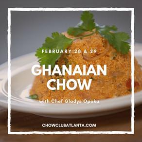 Ghanaian Chow
