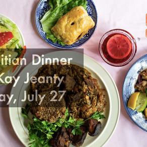 Haitian Dinners