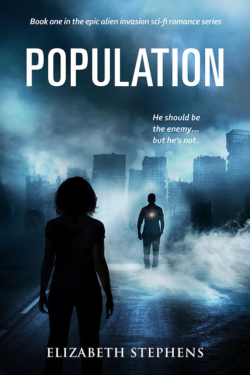 Population: An Alien Invasion SciFi Romance (Population Book 1)