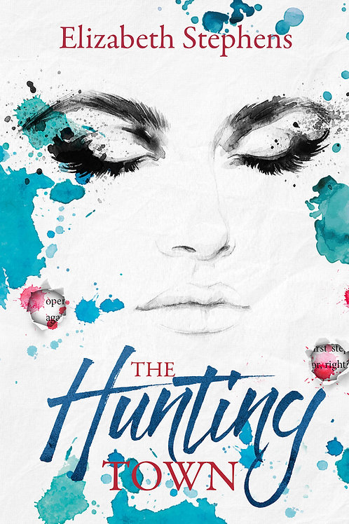 The Hunting Town: An Interracial Romantic Suspense
