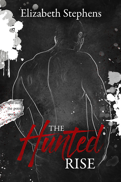 The Hunted Rise: An Interracial Romantic Suspense