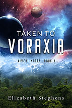 Taken to Voraxia cover.jpg