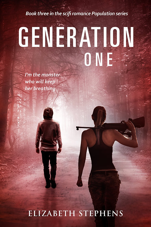 Generation One: An Alien Invasion SciFi Romance (Population Book 3)