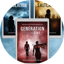 Population Saltlands Gen One boxset ad c