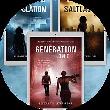 Population Saltlands Gen One boxset ad c