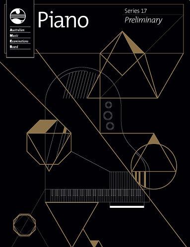 AMEB Piano Series 17 Preliminary