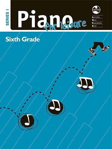 AMEB Piano for Leisure Series 1 Grade 6