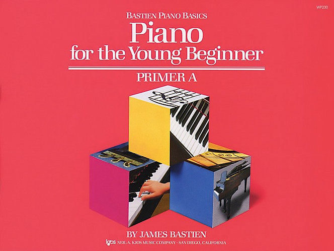 Bastien Piano for the Young Beginner (Primer A)