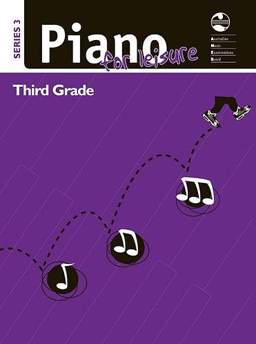 AMEB Piano for Leisure Series 3 Grade 3