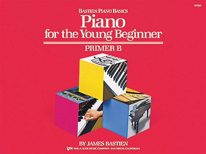 Bastien Piano for the Young Beginner (Primer B)