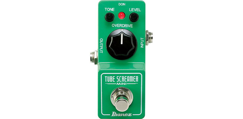 Ibanez Mini Effects Pedal Tube Screamer