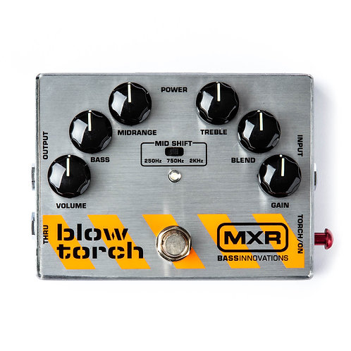 MXR Effects Pedal Blow Torch Distortion