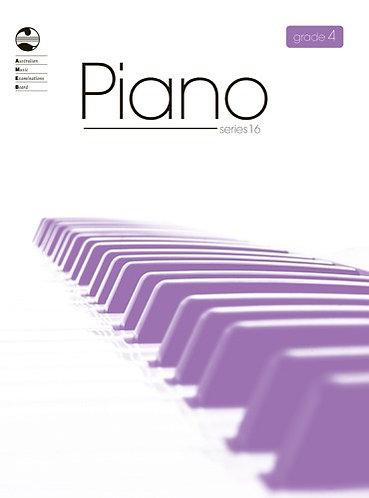 AMEB Piano Series 16 Grade 4