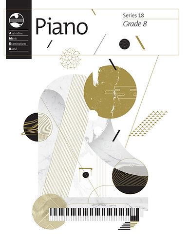 AMEB Piano Series 18 Grade 8