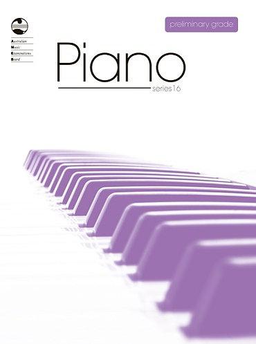 AMEB Piano Series 16 Preliminary