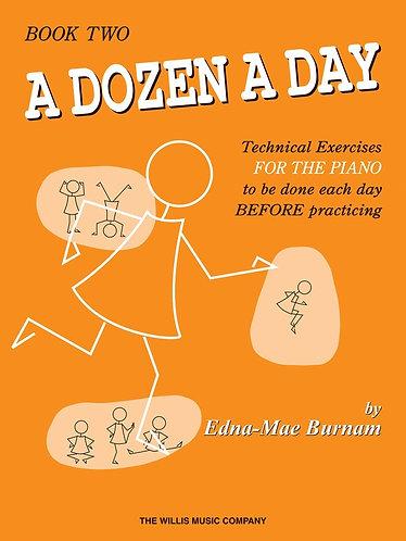 A Dozen a Day Book 2 (Transitional)