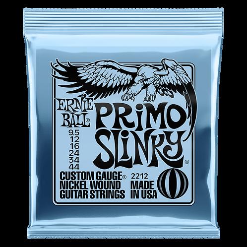 Ernie Ball Electric Guitar Strings 09.5-44 Primo Slinky