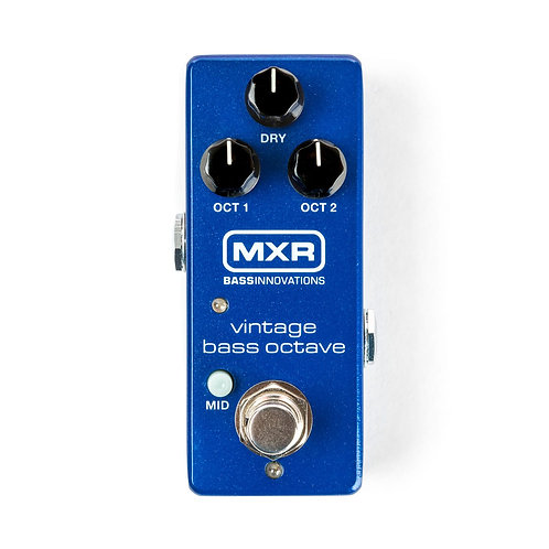 MXR Effects Pedal Vintage Bass Octave