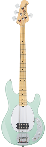 Sterling by Music Man S.U.B. Ray 4 Electric Bass (Mint Green)