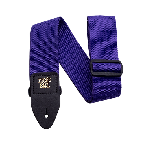 Ernie Ball Polypro Strap -Purple