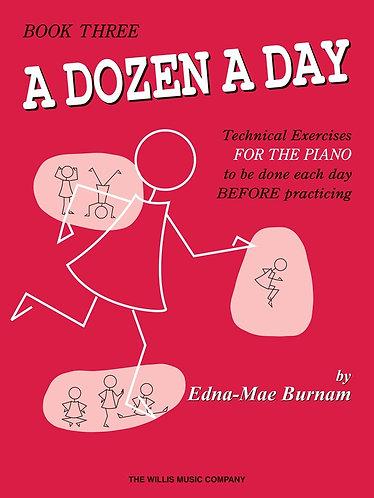 A Dozen a Day Book 3 (Higher-Lower)