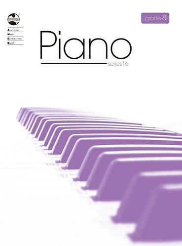 AMEB Piano Series 16 Grade 8