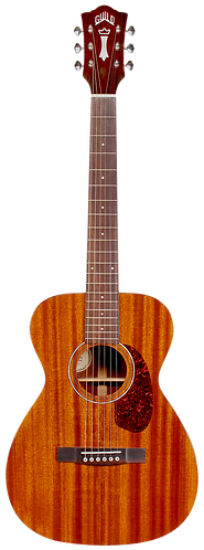 Guild M-120E Solid Mahogany Acoustic/Electric