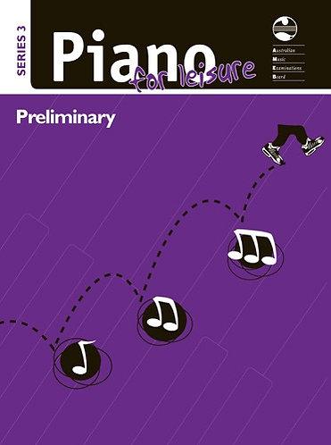 AMEB Piano for Leisure Series 3 Preliminary