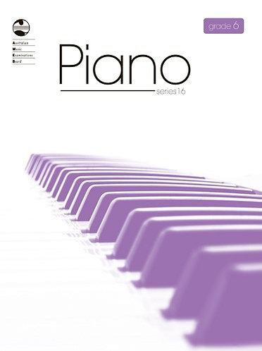 AMEB Piano Series 16 Grade 6