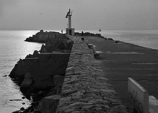 Mediterranean Sea, 1995