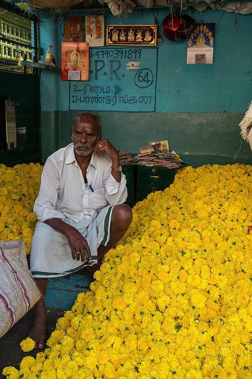 "Colors of Tiruvannamalai, Archival Pigment Print, 30""x20"", Dinesh Khanna"