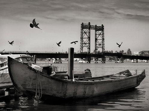 Mattancherry Bridge, 2001