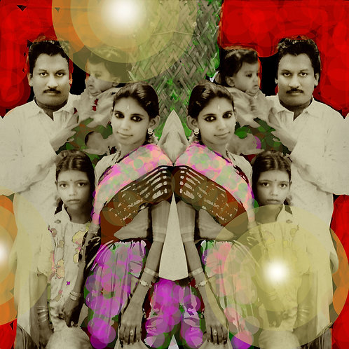 Dravidian family, from the Senti-Mental series