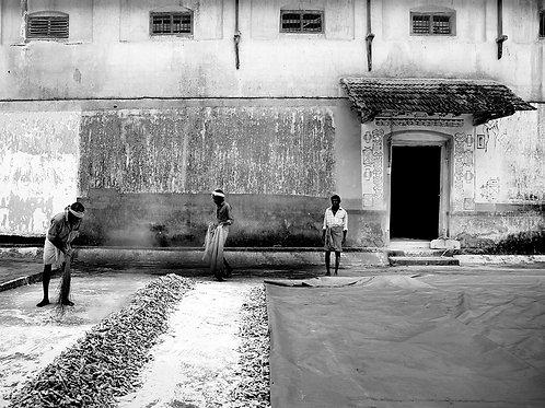 "Untitled, Archival Pigment Print, 12""x10"", MK Iqbal, 2012"