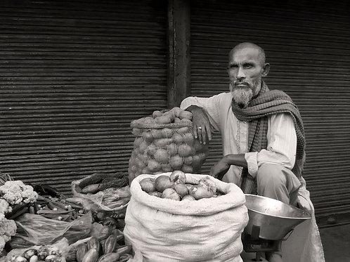 Pyazwala, Old Delhi 2013