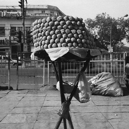 Street Food, Delhi 1992