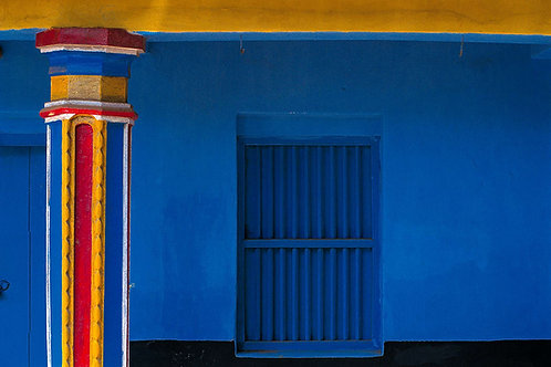 """Blue Red Yellow, Archival Pigment Print, 30""""x20"""", Dinesh Khanna"""