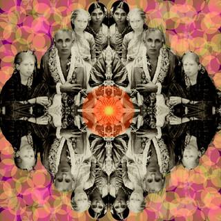 "Senti-Mental | 60""x60"" | Archival Pigment Prints © Abul Kalam Azad 2005 - 2010"
