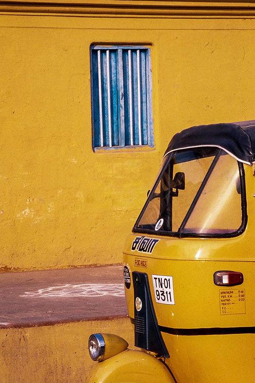 "Yellow, Archival Pigment Print, 20""x30"", Dinesh Khanna"