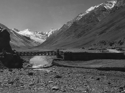 The Bridge to a village, 2012