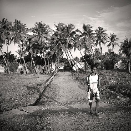 A fishing hamlet in Tamil Nadu, 2011