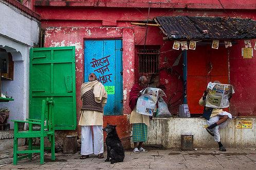 "Life, Archival Pigment Print, 30""x20"", Dinesh Khanna"