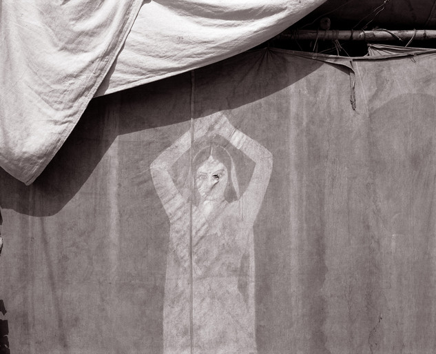 Sridevi, Red Fort Lawns, Delhi Public and Private © Ram Rahman 1980